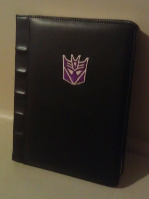 Decepticon journal